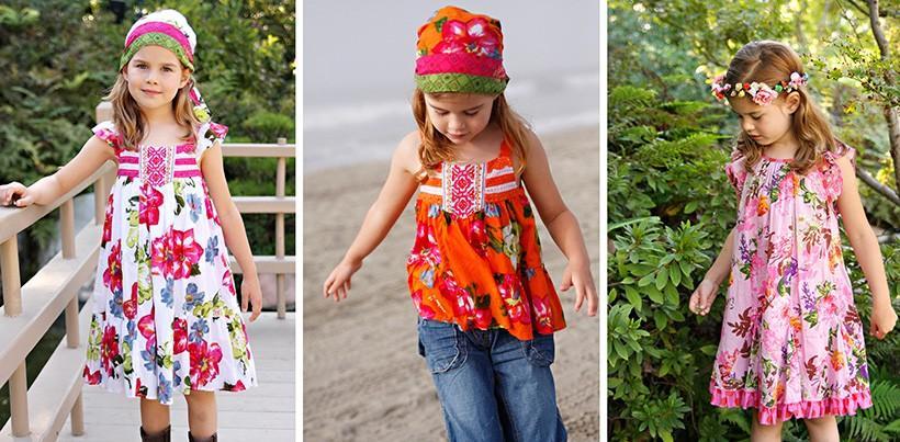 7f7e6498fa2bd اروع تشكيلة من ملابس الاطفال لصيف 2012