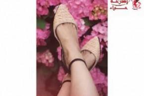 احذية 2014 للسيدات العاملات – احذية فلات