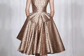 الفساتين المنفوشة