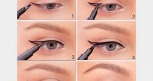 خطوات_رسم_العين
